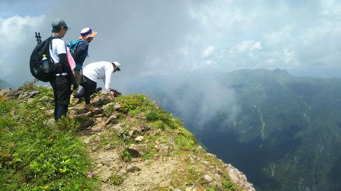 谷川岳登山2020激登り班